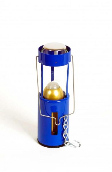UCO Kerzenlaterne Alu, blau