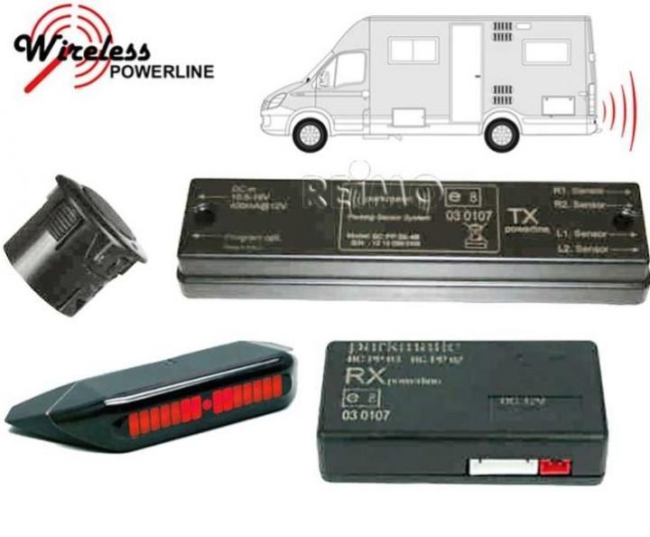 Rückfahrwarner für Reisemobile Akustisches System