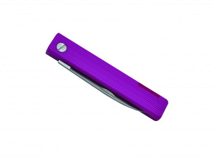 baladéo Taschenmesser 'Papagayo' violett