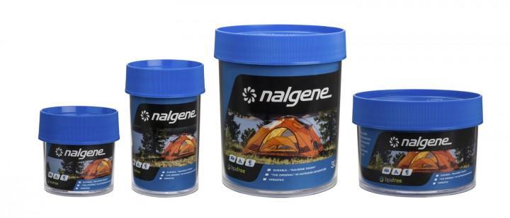 Nalgene Dose Polycarbonat 'blue' 1000 ml, Hals Ø 112 mm