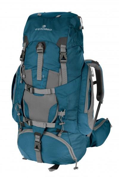 Ferrino Rucksack Transalp blau 80