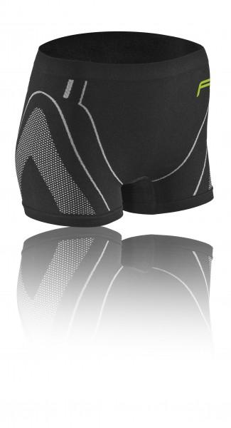 F Functional Underwear 'Megalight 140' Panty, Women, schwarz, L