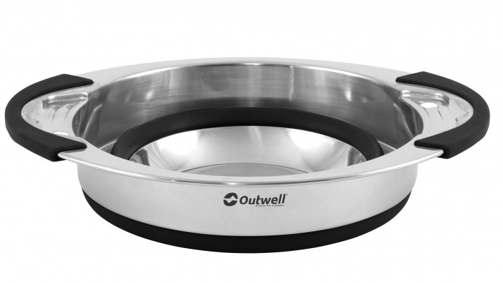 Outwell Topf Collaps 2,5 l schwarz