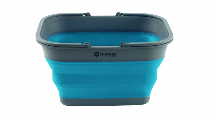 Outwell Tragekorb 'Collaps' blau
