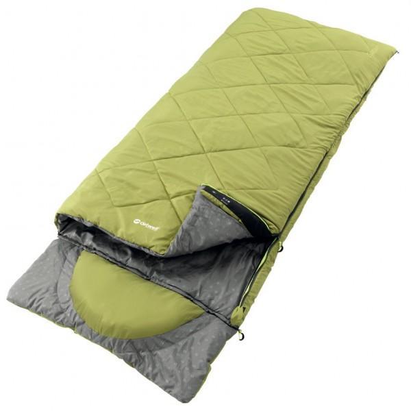 Outwell Deckenschlafsack Contour Green