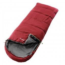 Outwell Deckenschlafsack Campion Lux Red