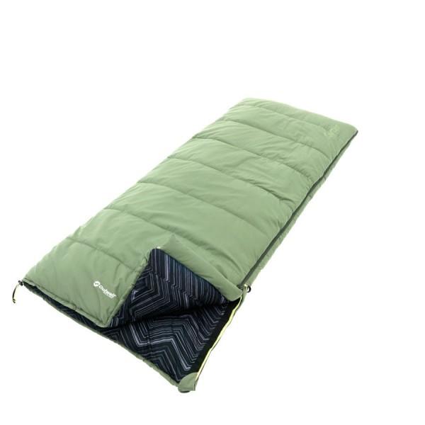 Outwell Deckenschlafsack Green