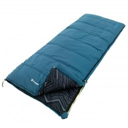 Outwell Deckenschlafsack Blue