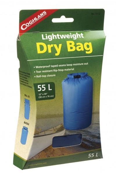 Coghlans Packsack 'Dry Bag' 25 L, 25 x 51 cm