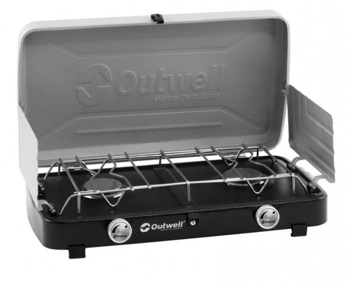 Gourmet-Cooker 2-flammig