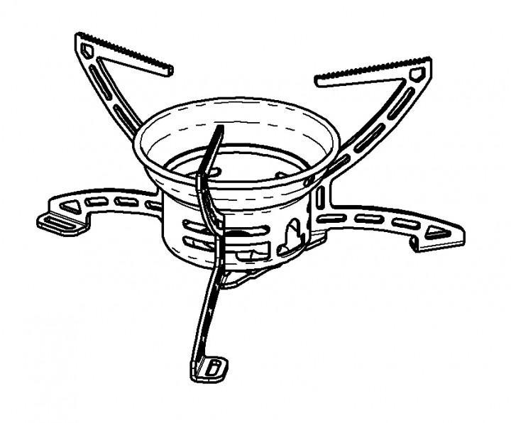 Primus Kochergehäuse Varifuel, Easyfuel & Multifuel alt