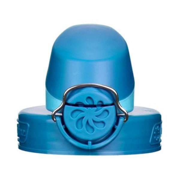 Nalgene Deckel OTG Flasche blau