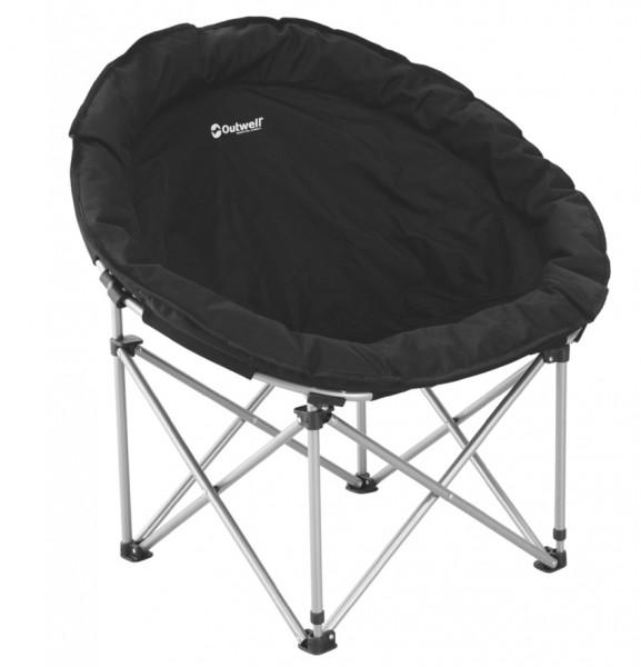 Outwell Relaxstuhl Moon Chair schwarz