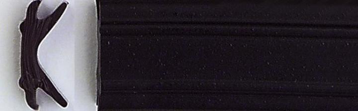 Leistenfüller schwarz/braun für Hobby Caravan