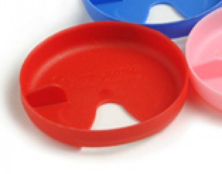 Nalgene 'Sipper' für Hals Ø 5,3 cm, rot