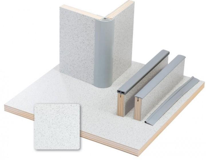 Möbelbauplatte 2,44x1,22m Granitto