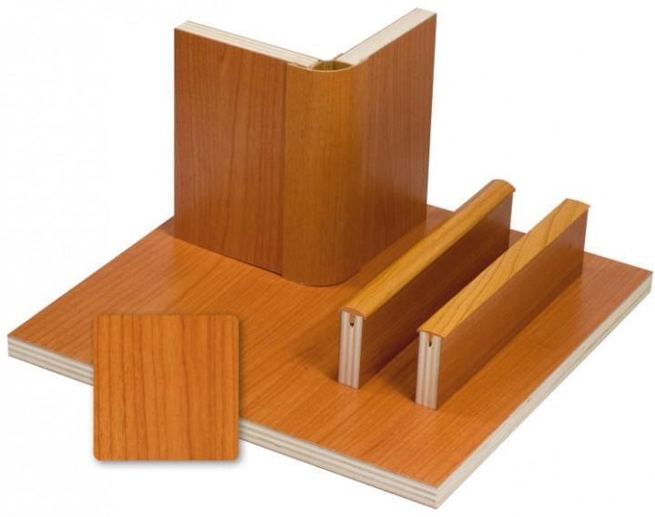 Möbelbauplatte 2,44x1,22m Kirschbaum