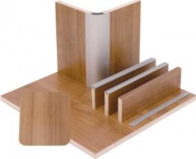 Möbelbauplatte 2,44x1,22m Nußbaum