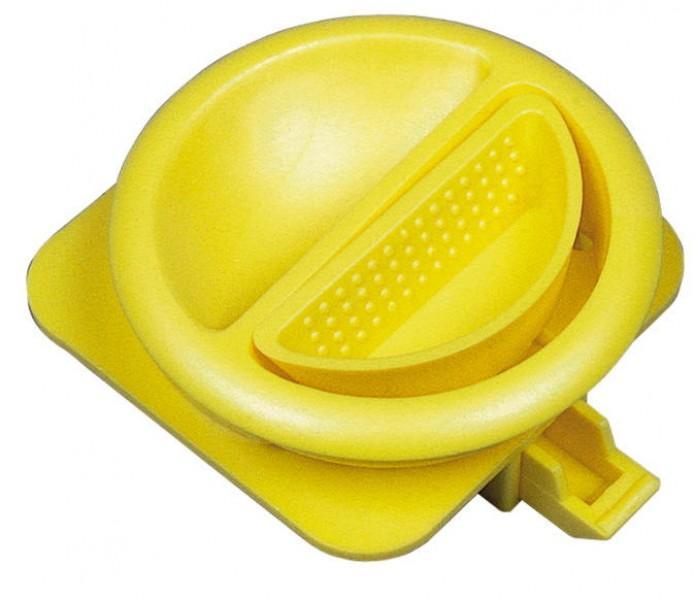Reimo Möbelgriff 2000 rund gelb