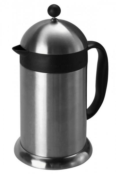 Edelstahl Kaffeebereiter Rio 1 Liter