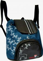 Grüezi-Bag Kultursackerl blau