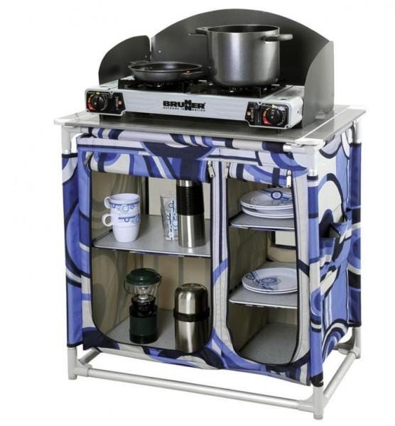 Küchenschrank Mercury CT Planets Blau