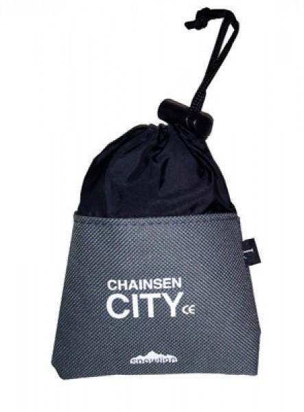 Snowline Schuhketten Chainsen City Größe XL 44 - 48