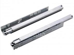 Schubladen Vollauszug 450 mm mit Soft-Close Automatik