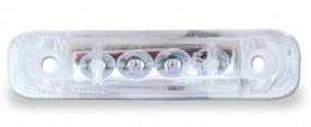 LED-Begrenzungsleuchte weiß