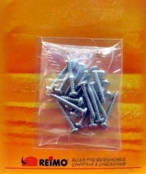 Edelstahlschrauben für Dachhauben & CEE-Steckdosen