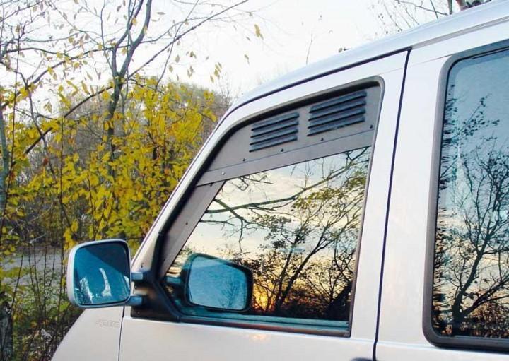 Fahrerhaus-Lüftungsgitter für VW T2, T3