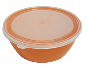 Waca fresh 'n freeze Schüssel 950 ml orange