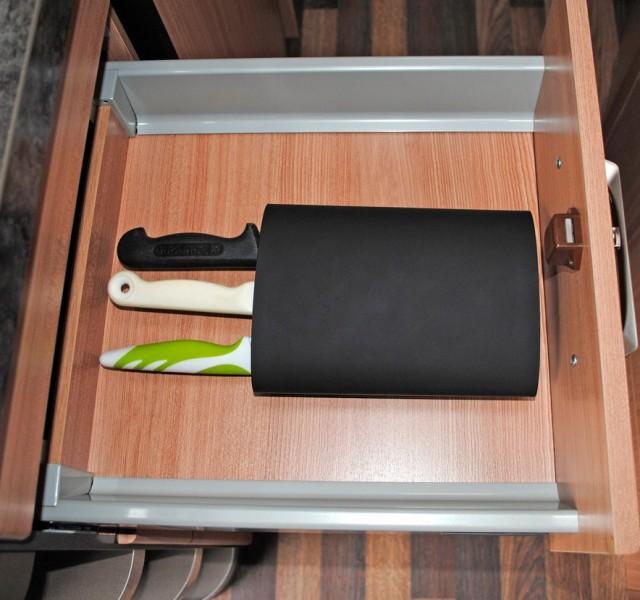messerblock mit borsteneinsatz camping outdoor zubeh r. Black Bedroom Furniture Sets. Home Design Ideas