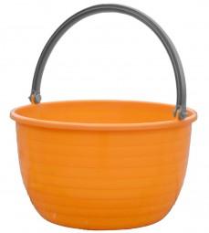 Brunner Eimer Vinis orange 14 l