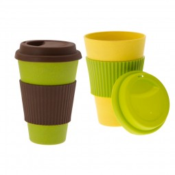 Gimex to Go Becher Bamboo