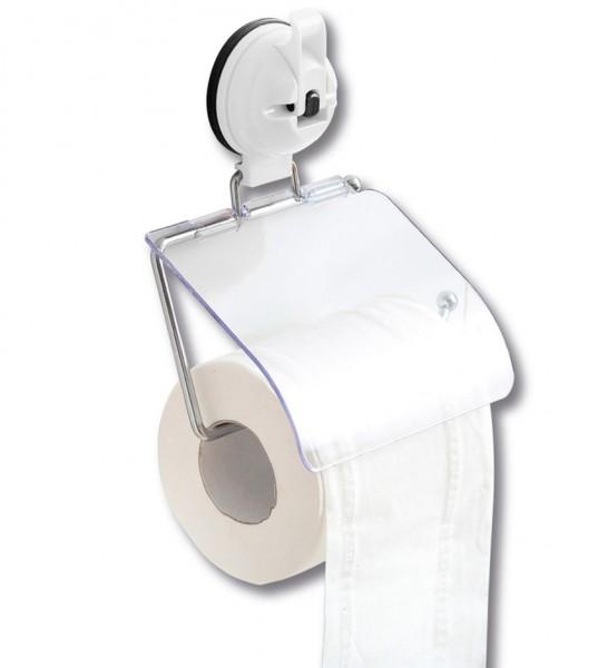 Euro Trail Toilettenpapierhalter mit Saugnapf