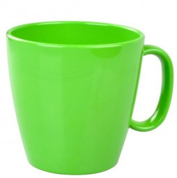 Waca PBT Tasse kiwigrün 230 ml