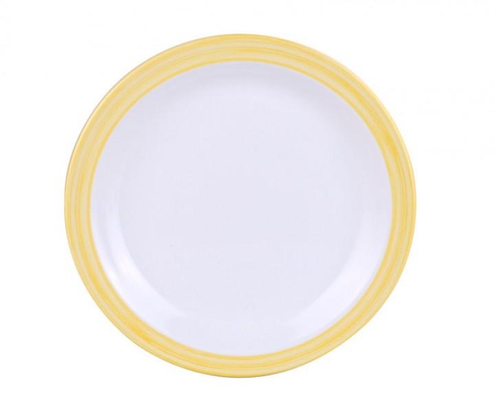 Waca Family Bistro Dessertteller gelb