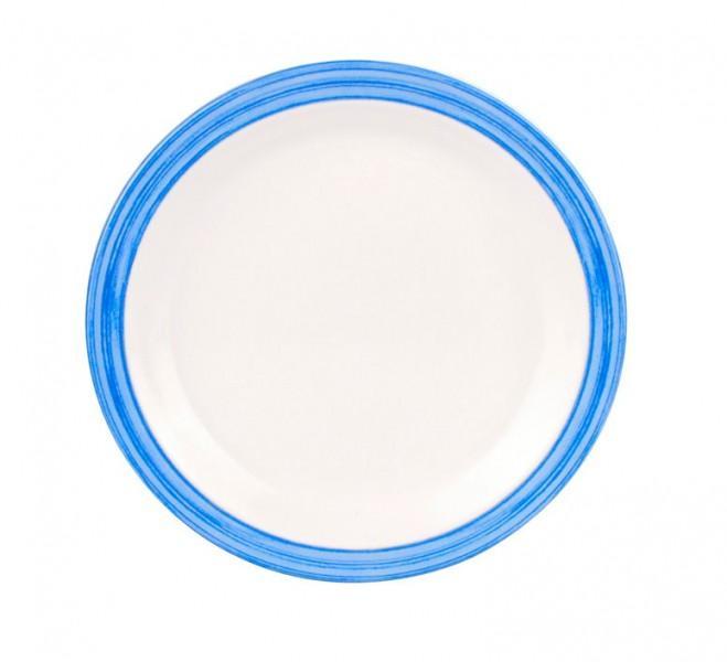 Waca Family Bistro Dessertteller blau