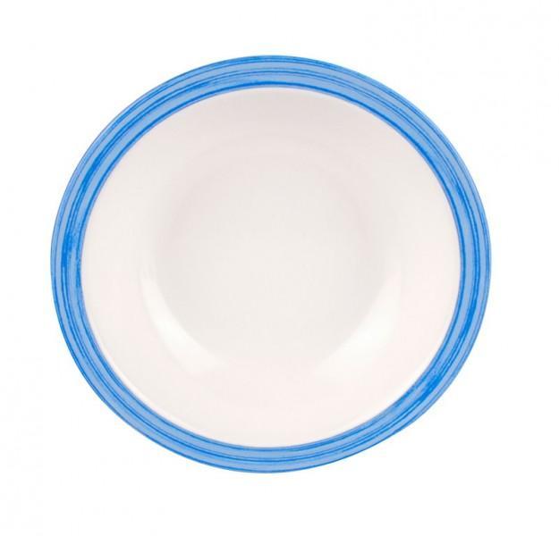 Waca Family Bistro Suppenteller blau