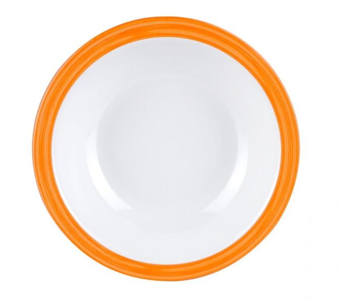 Family 4-Set Bistro Geschirrset 20-tlg. orange