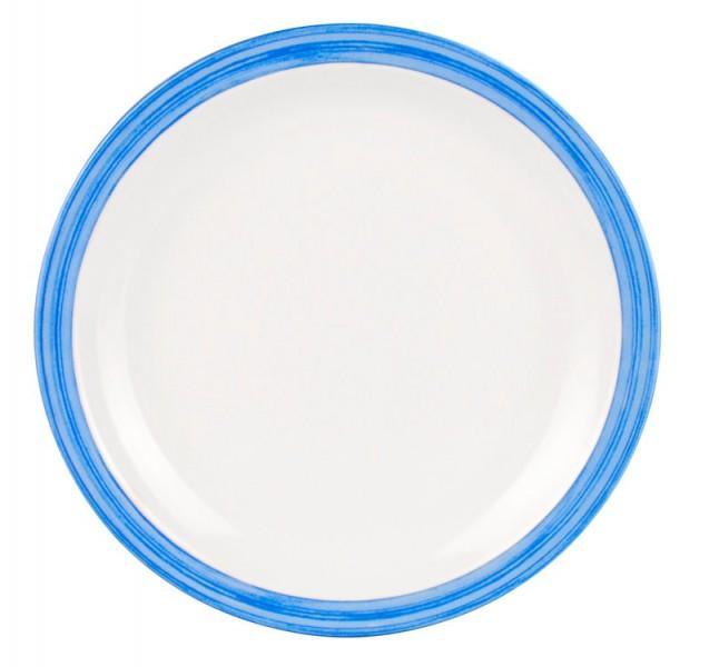 Waca Family 4-Set Bistro Geschirrset 20-tlg. blau