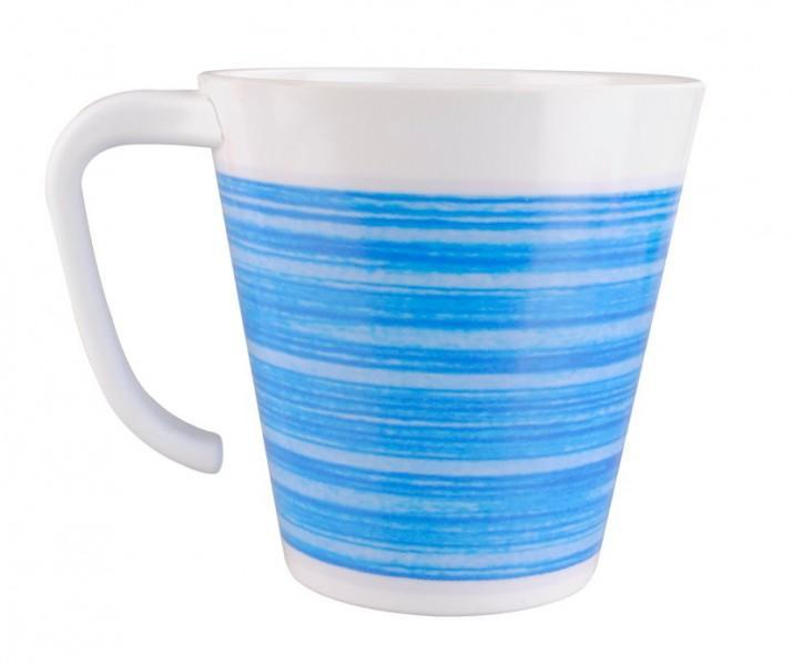 Waca Family Bistro Henkelbecher blau