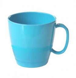 Waca PBT Tasse hellblau 230 ml