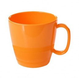 Waca PBT Tasse orange 230 ml