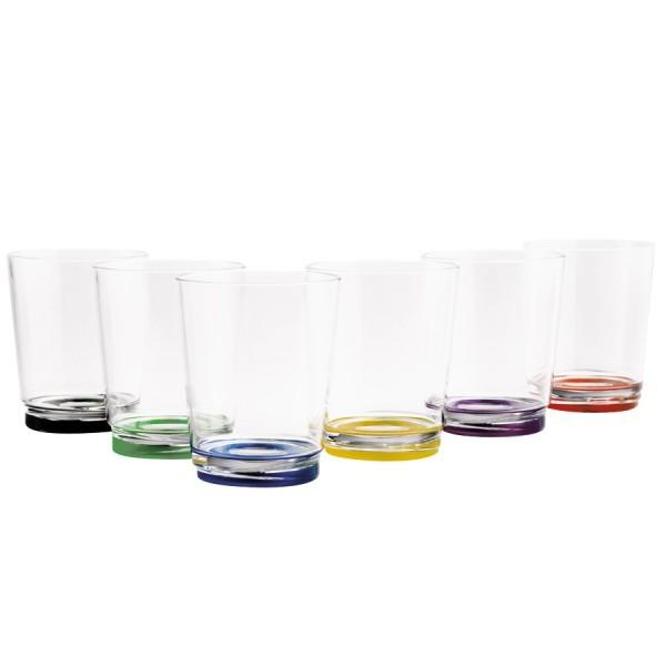 Silwy Magnetglas 6er Set
