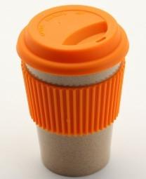 Trinkbecher Breaktime orange 230 ml