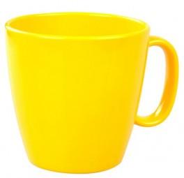 Waca PBT Tasse gelb 230 ml