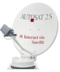 AutoSat 2S 85 Control Internet Skew mit IPcopter-Hardware