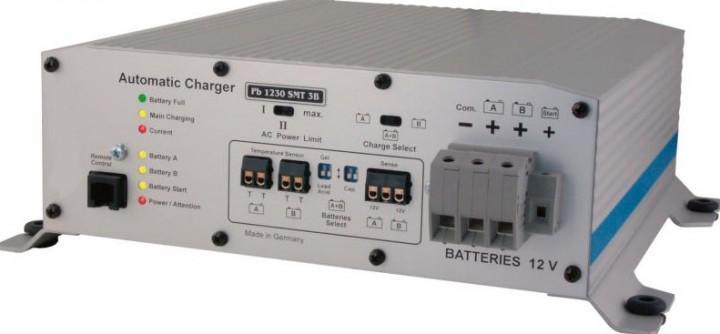 Carbest 24 Volt Batterieladegerät Pb 2420 SMT 3B